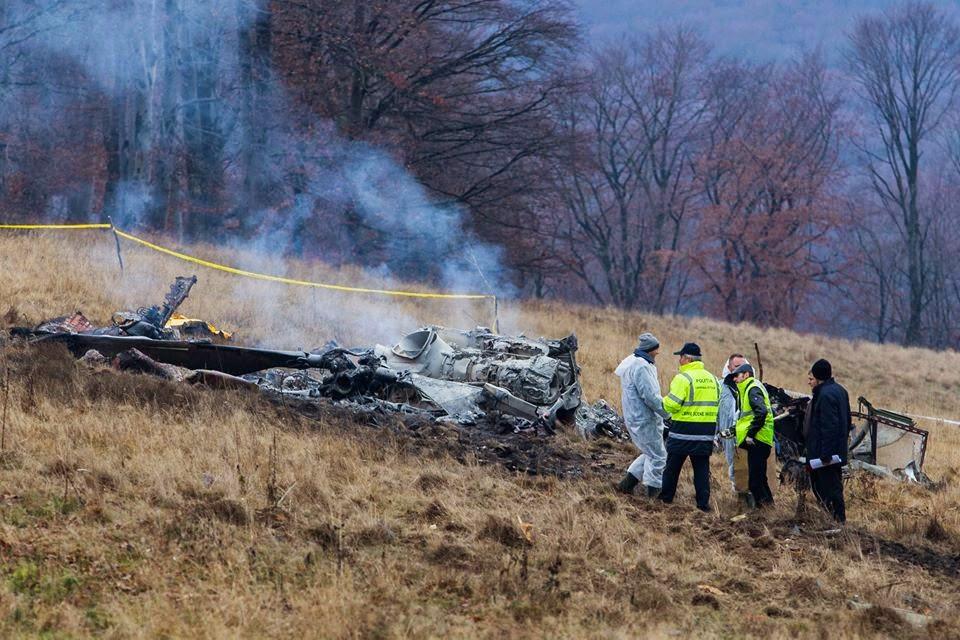 Almakerék, helikopter baleset, IAR-330 PUMA, katonaság, Mircea Dușa, Románia,