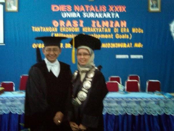 With Prof Gunawan