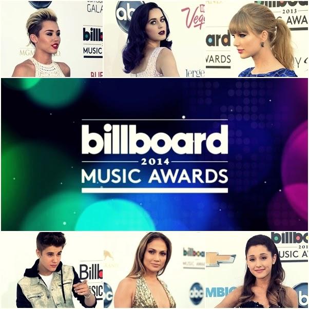 Billboard Music Awards: Katy Perry, Justin Bieber, Miley Cyrus