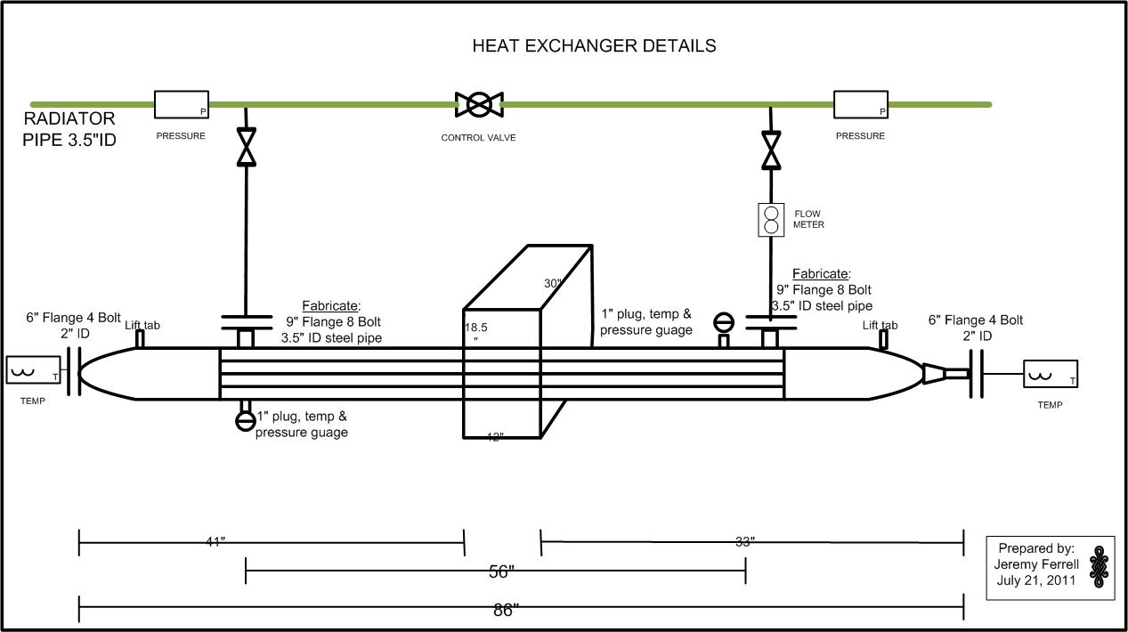Heat Exchanger P And Id Piping Layout