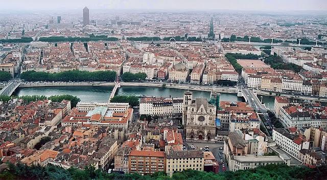 Compras em Lyon