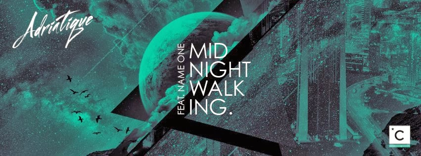 Adriatique - Midnight Walking EP