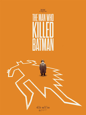 "Batman: The Animated Series ""The Man Who Killed Batman"" Screen Print by Phantom City Creative & Mondo"
