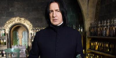 Gambar Severus Snape Watak Kegemaran Harry Potter