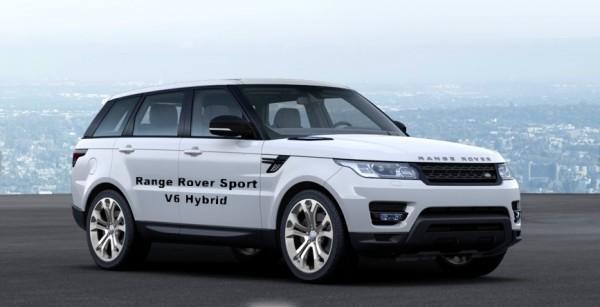 land rover range rover sport hybrid and 4 cylinders program carsbond. Black Bedroom Furniture Sets. Home Design Ideas