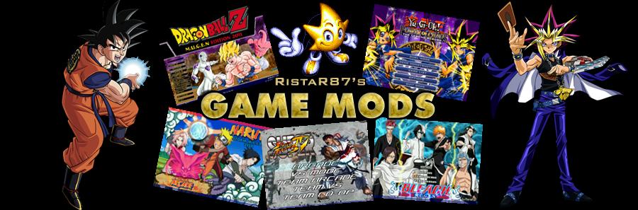 RistaR87's M.U.G.E.N