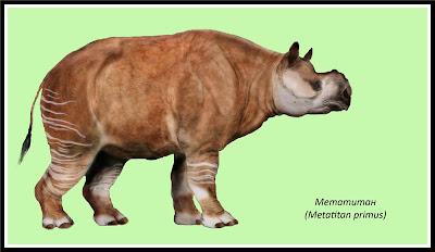 bestias prehistoricas Metatian