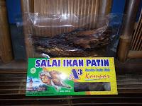 jual ikan asap patin selais pekanbaru