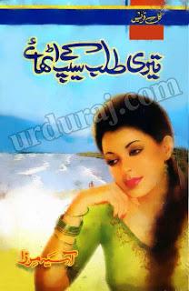 download free pdf Teri Talab Ke Seep Uthaye  By Aasia Mirza