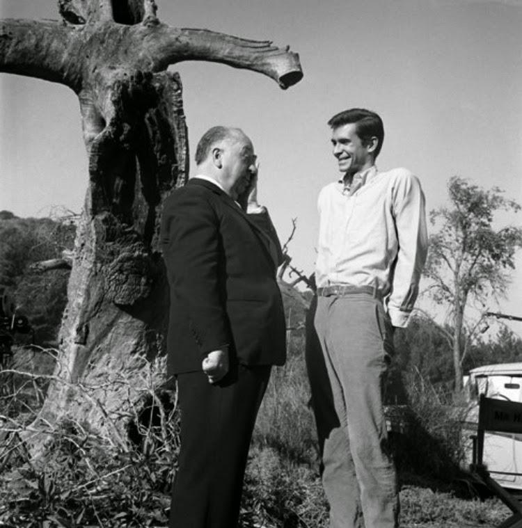 A Vintage Nerd, Vintage Blog, Classic Film Blog, Psycho Review, Old Hollywood Blog, Behind the Scenes, Behind the Scenes Psycho