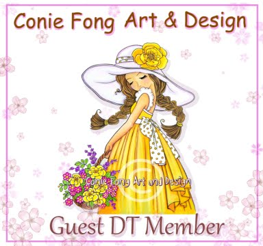 Guest Designer for Conie Fong