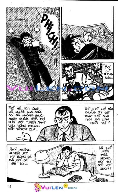 Jindodinho - Đường Dẫn Đến Khung Thành III Tập 54 page 14 Congtruyen24h
