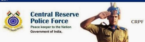 Central Reserve Police Force (CRPF) Logo