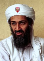 Osama Bin Laden and arsenal