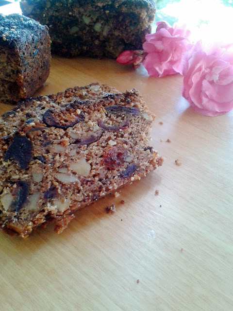 date nut homemade bread