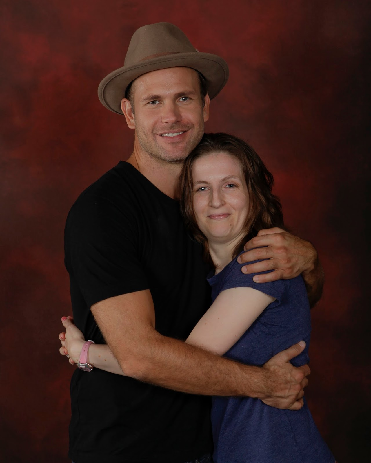 Rebeccas interests and life matt davis the vampire diaries i went to my second vampire diaries convention just to meet matt davis who plays alaric saltzman on the vampire diaries tv show m4hsunfo