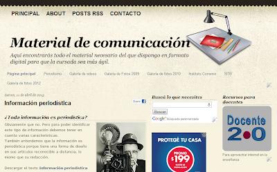 Blog de Comunicación y Periodismo