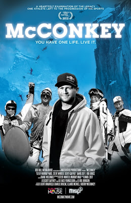 McConkey produit par Red Bull Media House