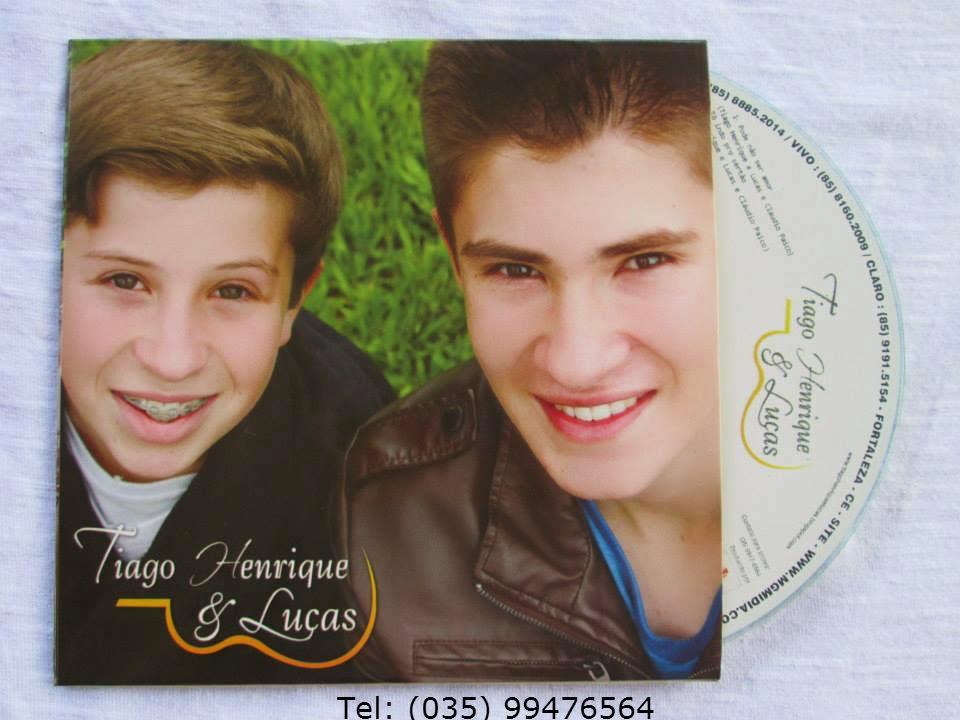 Tiago Henrique e Lucas