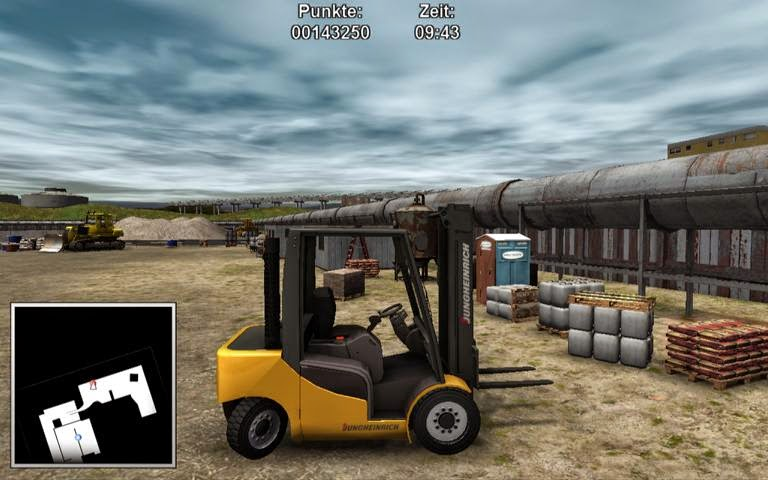 Warehouse and Logistic Simulator 2014