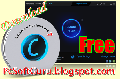 Advanced SystemCare Free 7.0.5.360 Offline Installer Download