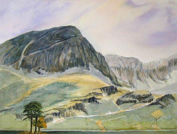 Lake District Memory, by Judi Pedder
