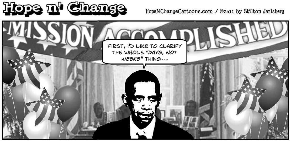 Barack Obama speaks to the nation about Libya, and explains that he was only kidding about taking days not weeks, hope n' change, hopenchange, hope and change, stilton jarlsberg