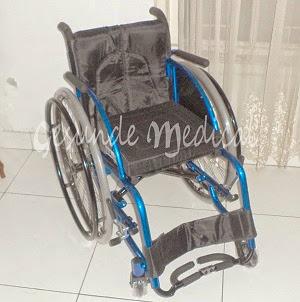 alamat distributor kursi roda fs723l 36