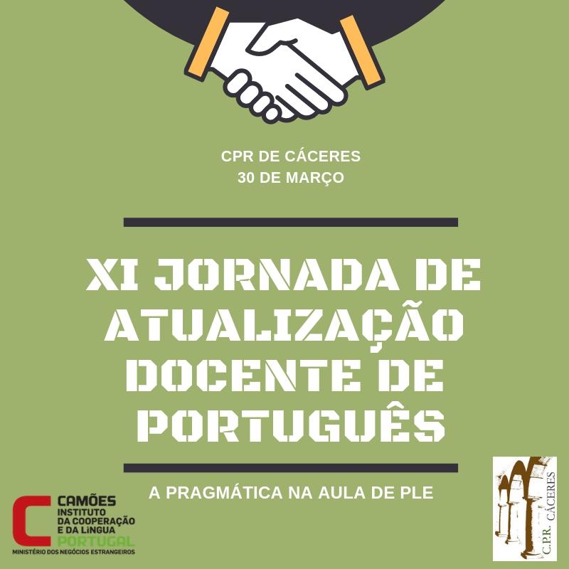 XI Jornada de Atualização Docente de Português: