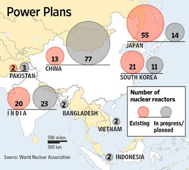 Haq\'s Musings: Japan Nuclear Fallout in South Asia and the World