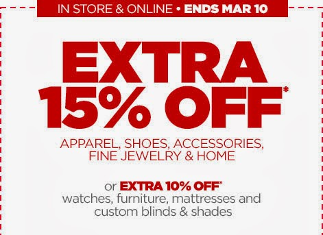 JC Penney In Store Coupon