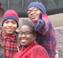 Enoch, Evie and Ezra