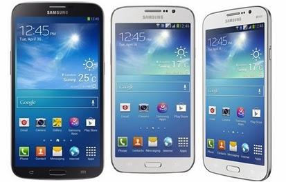 Samsung Galaxy Mega Daftar Harga Hp Samsung Galaxy Terbaru Desember 2013