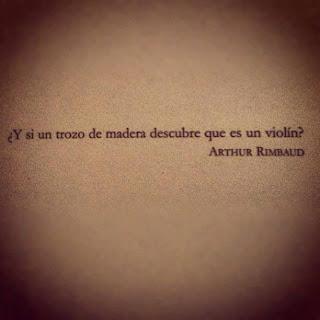 frases de Arthur Rimbaud