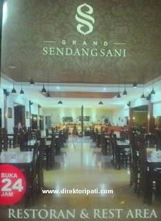 Grand Sendangsani Restoran & Rest Area Pati