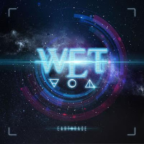 W.E.T. / Earthrage Frontiers Records March 23, 2018