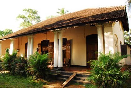 The old house of the sri lanka calm and tradition of the for Sri lankan homes interior designs