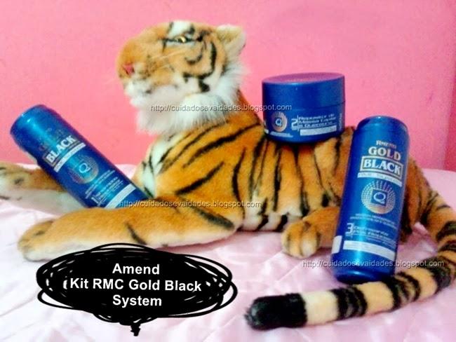 Amend Gold Black RMC System