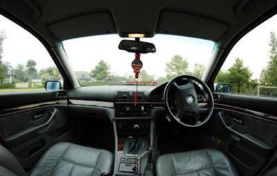 Foto Interior BMW 523i E39