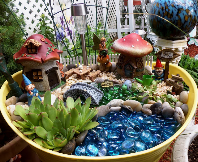 Fairy Garden Projects, Part 2, 2016