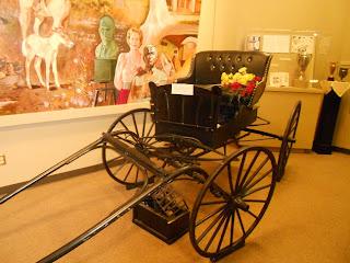 frontier buggy