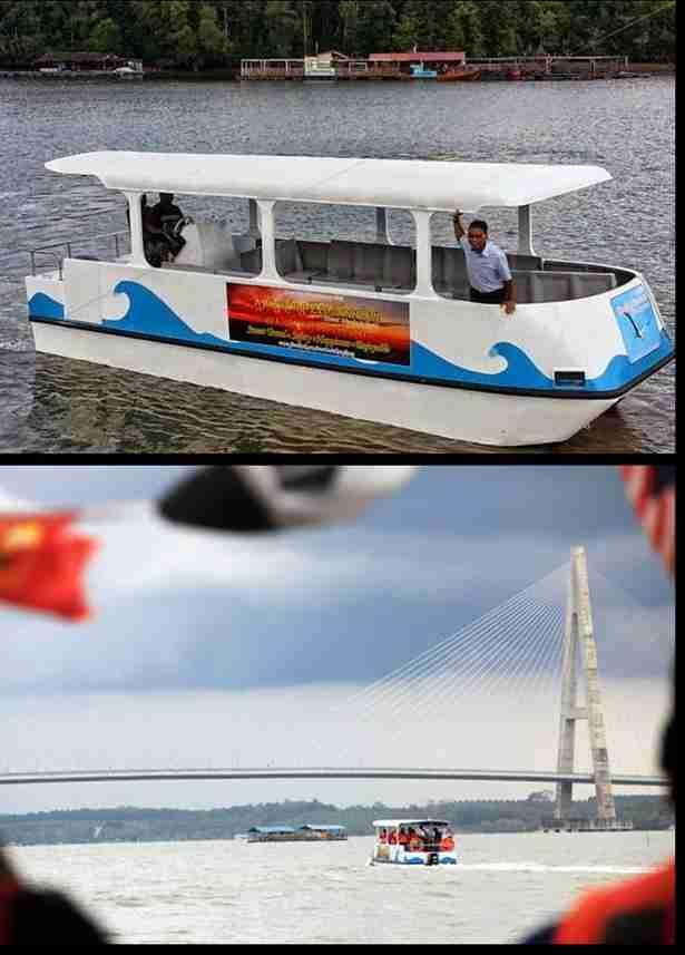 Johor Kong Kong ferry