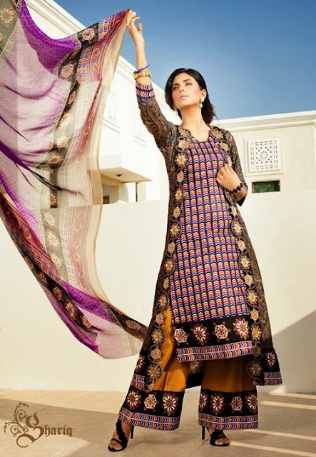 Sahil Classy Collection by Shariq Textile