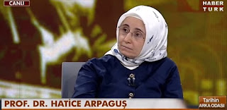 Prof. Hatice Arpaguş Tarihin Arka Odası