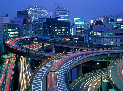 Tokyo at night Stills