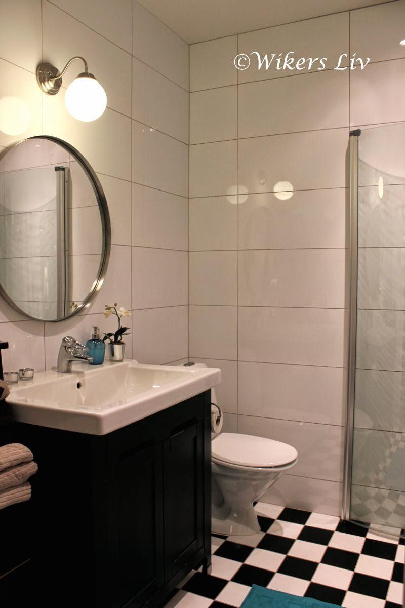 Wikers liv: badrumsdrömmar och verklighet