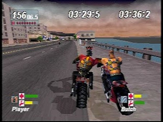 Free Download Games Road Rash JailBreak PSX ISO Full Version
