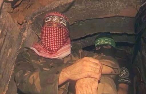 Allah Maha Besar, 26 Hari Terkurung di Bawah Tanah, 29 Mujahidin Hamas Selamat