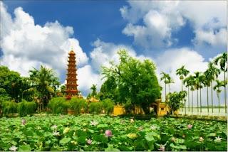 Trấn Quốc Pagoda (Chùa Trấn Quốc)