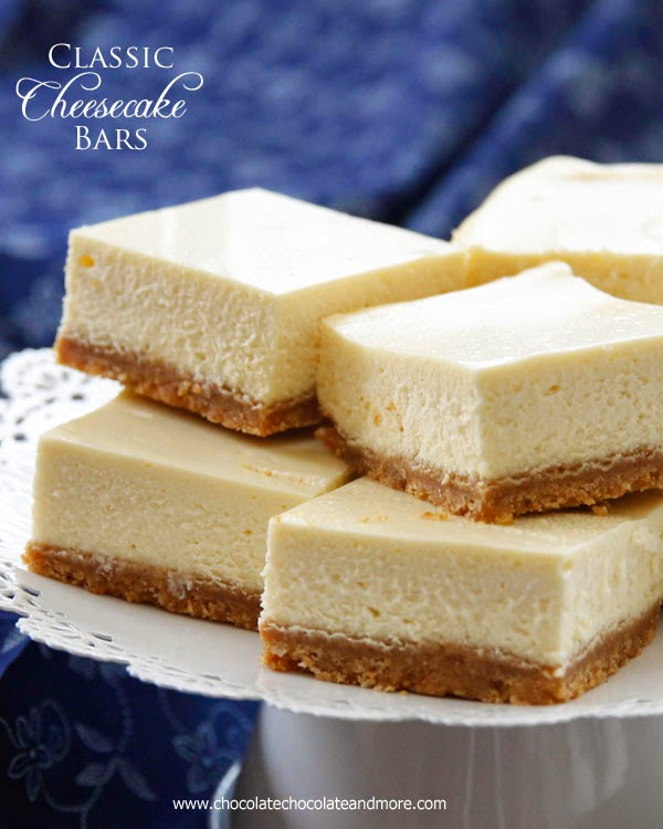 http://chocolatechocolateandmore.com/classic-cheesecake-bars/